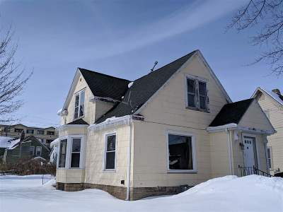Appleton Single Family Home Active-No Offer: 20 Sherman