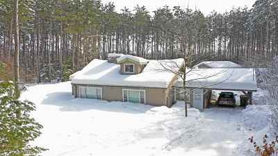 Waupaca Single Family Home Active-Offer No Bump: N271 Park