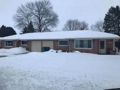 Green Bay Multi Family Home Active-Offer No Bump: 1001 Neufeld