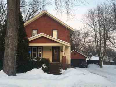 Appleton Single Family Home Active-Offer No Bump: 1404 N Superior