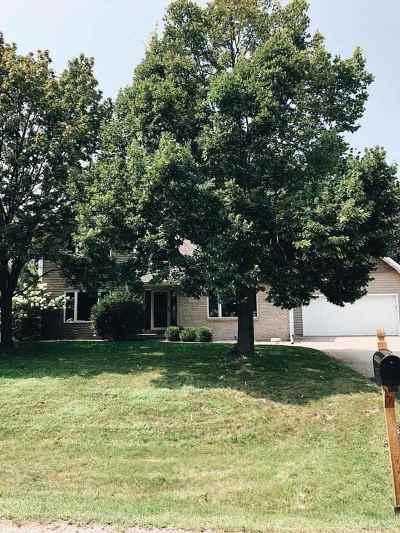 Oshkosh Single Family Home Active-No Offer: 1349 Partridge