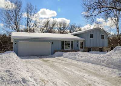 Green Bay Single Family Home Active-No Offer: 2410 Heather