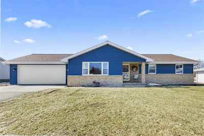 Greenville Single Family Home Active-No Offer: N1439 Evening Star