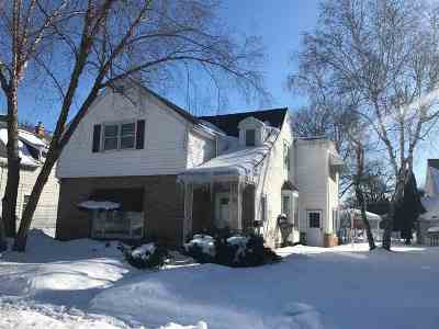 Appleton Multi Family Home Active-Offer No Bump: 1108 N Oneida