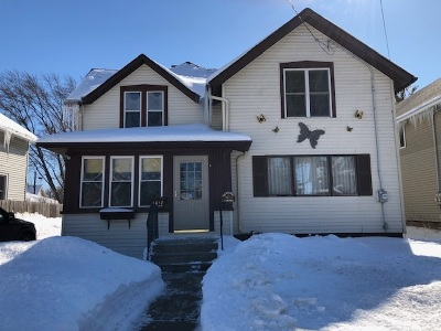 Appleton Single Family Home Active-Offer No Bump: 1017 W Lawrence