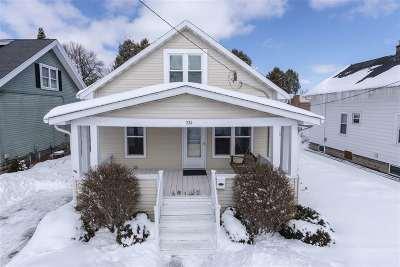 Oshkosh Single Family Home Active-Offer No Bump-Show: 532 W 15th