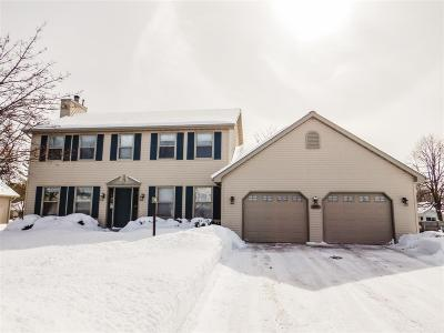 Green Bay Single Family Home Active-No Offer: 3067 Stonefield
