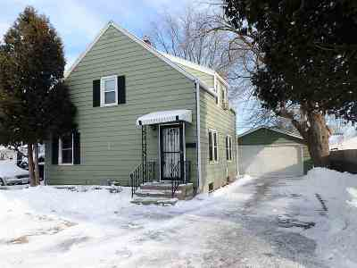 Green Bay Single Family Home Active-No Offer: 519 16th