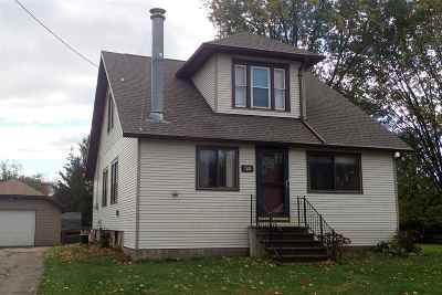 Single Family Home Active-No Offer: 128 W Cedar