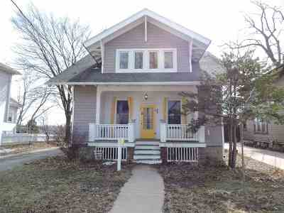 Appleton Single Family Home Active-No Offer: 503 W Prospect