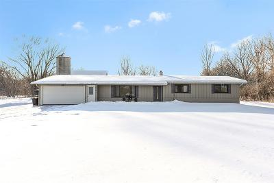Green Bay Single Family Home Active-No Offer: 3801 Shawano