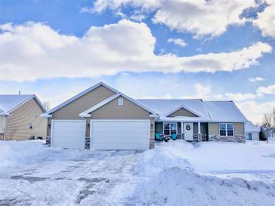 Appleton Single Family Home Active-Offer No Bump: 4630 N White Hawk