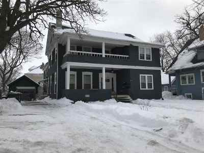 Oshkosh Multi Family Home Active-No Offer: 524 Jefferson