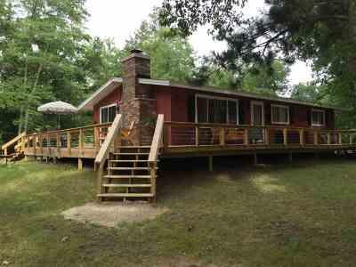 Waupaca Single Family Home Active-Offer No Bump: E2605 Pine