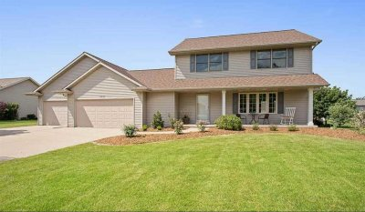 Suamico Single Family Home Active-Offer No Bump: 2256 Redpepper