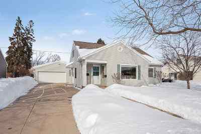 Appleton Single Family Home Active-Offer No Bump: 216 E Lindbergh
