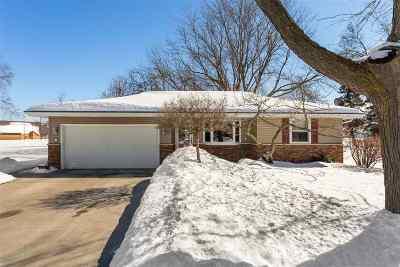Appleton Single Family Home Active-Offer No Bump: 12 Seneca