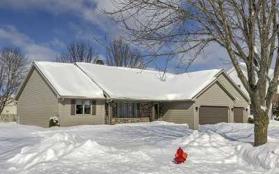 De Pere Single Family Home Active-Offer No Bump: 2078 Swanstone