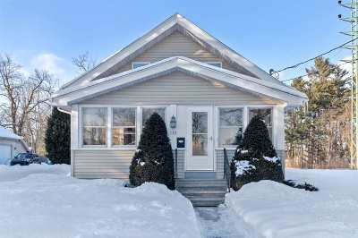 Appleton Single Family Home Active-Offer No Bump: 152 W Foster