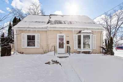 Green Bay Single Family Home Active-Offer No Bump: 1622 Crooks