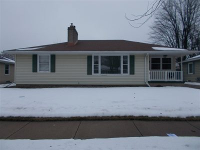 Appleton Single Family Home Active-No Offer: 1206 W Frances