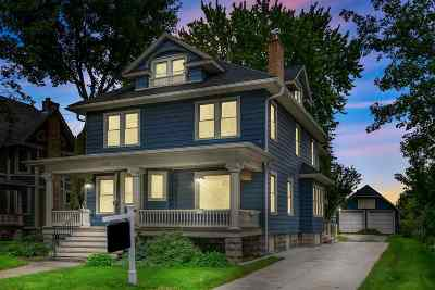 Oshkosh Single Family Home Active-No Offer: 831 Washington