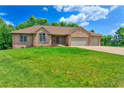 Green Bay Single Family Home Active-No Offer: 2920 Tea Olive