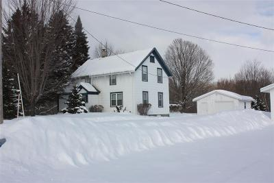 Shawano Single Family Home Active-Offer No Bump-Show: N5188 Poplar