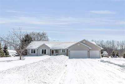 Howard, Suamico Single Family Home Active-Offer No Bump: 1591 Harbor Lights
