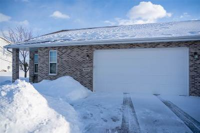Appleton Single Family Home Active-No Offer: W5767 Skippers