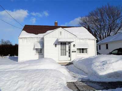 Oshkosh Single Family Home Active-Offer No Bump: 1712 Liberty