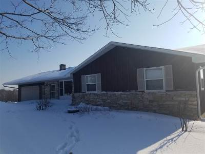 Pulaski Single Family Home Active-Offer No Bump: 4695 Brown County Line