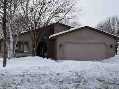 Appleton Single Family Home Active-Offer No Bump: 1709 S Lawe
