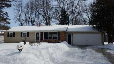 Appleton Single Family Home Active-Offer No Bump-Show: 2810 S Dellwood