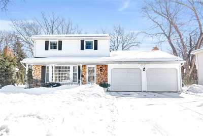 Green Bay Single Family Home Active-Offer No Bump: 3741 Eastwood