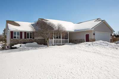 Combined Locks Single Family Home Active-Offer No Bump: 104 Christopher