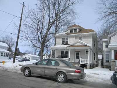 Oshkosh Single Family Home Active-No Offer: 424 Scott