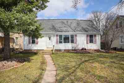 Appleton Single Family Home Active-No Offer: 1012 N Badger