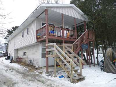Shawano Single Family Home Active-Offer No Bump: N5966 Lake
