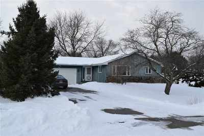 Appleton Single Family Home Active-Offer No Bump: W6186 Colonial