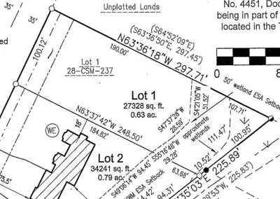 De Pere Residential Lots & Land Active-Offer No Bump: Cottonwood