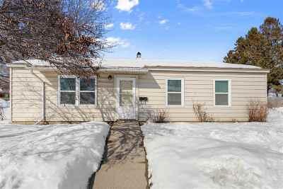 Appleton Single Family Home Active-No Offer: 2112 E Lourdes