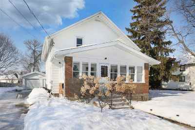Appleton Single Family Home Active-Offer No Bump: 340 W Foster