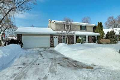 Appleton Single Family Home Active-Offer No Bump: 1017 N Hawthorne
