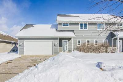 Appleton Condo/Townhouse Active-No Offer: 4804 N Apple