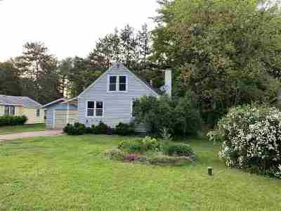 Waupaca Single Family Home Active-No Offer: E1790 King