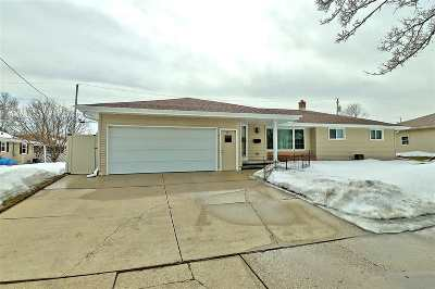 Appleton Single Family Home Active-Offer No Bump: 215 W Michigan