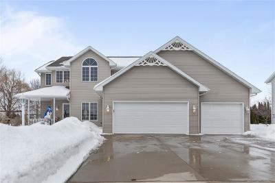 Appleton Single Family Home Active-No Offer: W5845 Sweet Clover