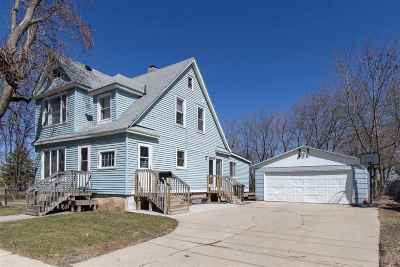 Neenah Single Family Home Active-No Offer: 327 Center