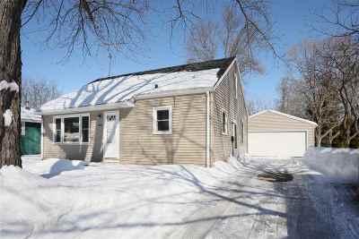 Appleton Single Family Home Active-No Offer: 308 E Taft